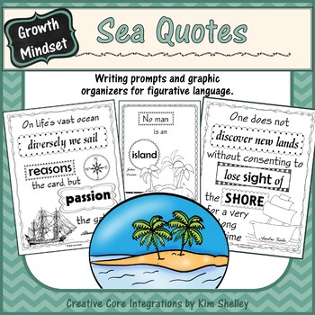Sea Quotes Inspirational Writing