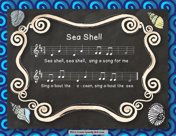 Sea Shell Folk Song