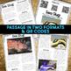 Sea Slug: Informational Article, QR Code Research & Fact Sort