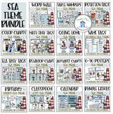 Sea Theme Class Decor Bundle