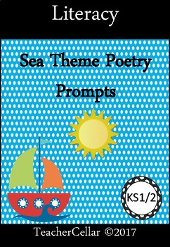 Sea Themed Poetry Prompts