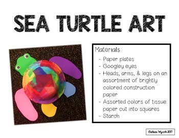 Sea Turtle Art