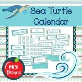 Sea Turtle - Calendar