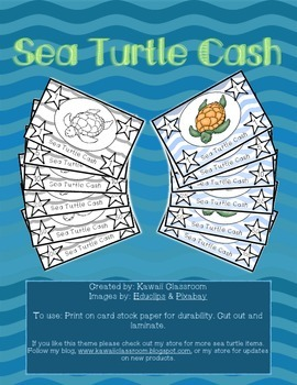 Sea Turtle Cash