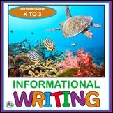 EXPLANATION WRITING THROUGH SEA TURTLE INQUIRY