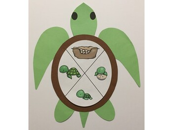 Sea Turtle Life Cycle Craft