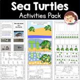 Ocean Animals Under the Sea | SPED Autism Pre K | Sea Turt