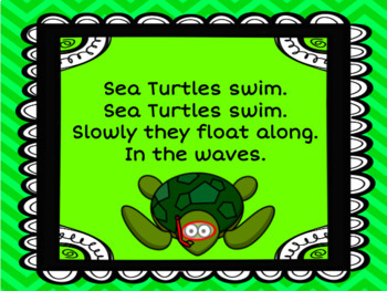 Sea Turtles: An Orff Based Song for Do Re Mi