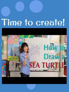 Sea Turtles For Little Kids