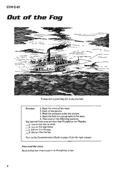 Sea Wolf 10 Chapter Novel with Student Activities and Answer Keys