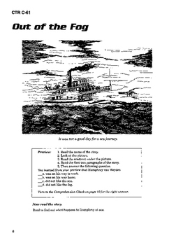 Sea Wolf 10 Chapter Reader