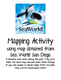 Sea World Mapping Activity
