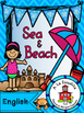 Sea and Beach Bilingual Bundle