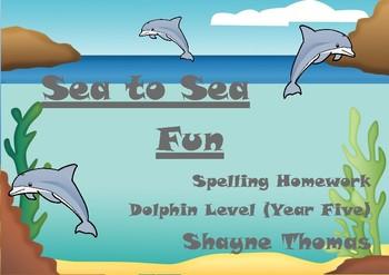 C2C Sea to Sea Fun - Year Five