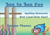 C2C Sea to Sea Fun - Year Four