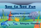 C2C Sea to Sea Fun - Year Six