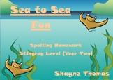 C2C Sea to Sea Fun -Year Two