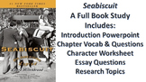 Seabiscuit: A Full Book Study