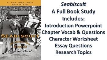 Seabiscuit: A Full Book Study