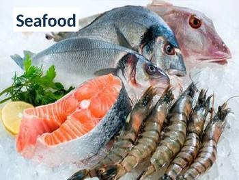 Seafood Conversation Class