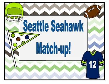 Seahawk Match-up!