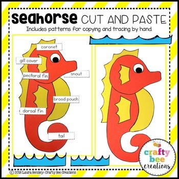 Seahorse Craft (Label It!)