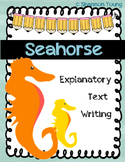 Seahorse Explanatory Text Writing