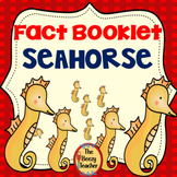Seahorse Fact Booklet with Digital Activities