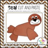 Seal Craft   Zoo Animals Activity   Arctic Animal Activities   Seal Lion
