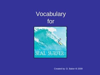 Seal Surfer Vocabulary Houghton Mifflin Series