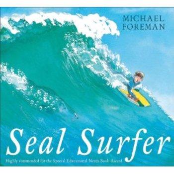Seal Surfer Vocubulary PowerPoint
