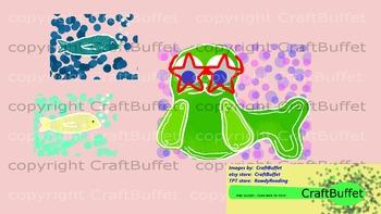Seal and Fish Clipart Cheap Clip Art