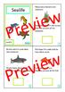 Ocean Sealife Interactive Adapted Books, 2 levels, Autism