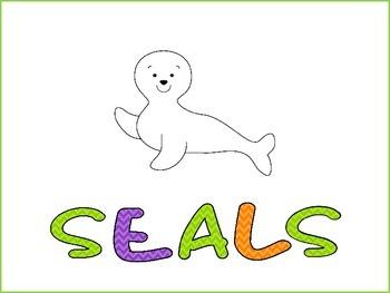 Seals Graphic Organizers
