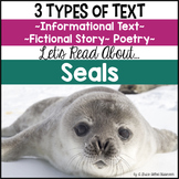 Seals {Informational Text, Story & Poem}