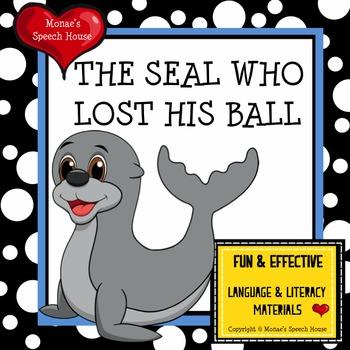 Seals Early Reader Literacy Circle