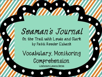 Seaman's Journal: Activities for Guided Read Aloud