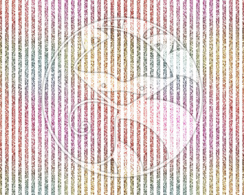 Seamless Glitter Pattern Set #1 in Pastel Rainbow Colors Digital Paper Set