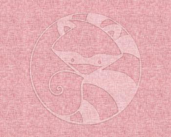 Seamless Pink & Brown Linen Digital Paper Set