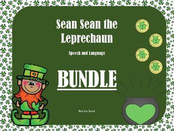 Sean Sean the Leprechaun: BUNDLE