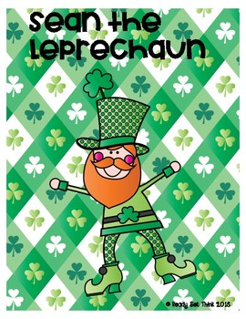 Sean the Leprechaun - Nobody can find Him - but your children will!