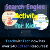 Search Engines for Kids Activity