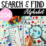 Search & Find - Alphabet [Beginning Sounds]