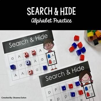 Alphabet Practice - NO PREP