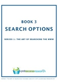 Search Options: BK 3 Series The Art of Searching the WWW
