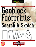 Three Dimensional Geometry and Geoblock Footprints