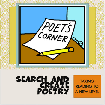 Search and Create Poetry: A Creative Way to Borrow Another's Words!