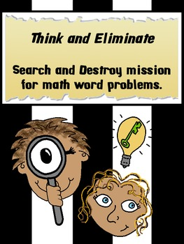 Search and Destroy Math Word Problem Skills