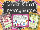Search and Find Literacy Bundle