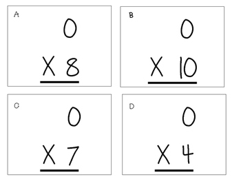 Search and Find Multiplication
